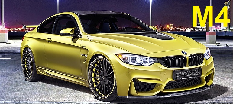 BMW  M4.... power & style